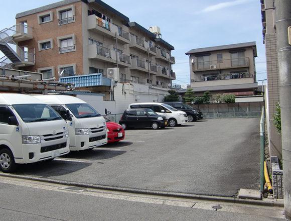 安田駐車場(056)