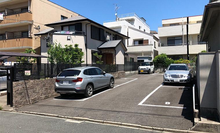 菊園駐車場(058)