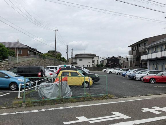 西坂W駐車場(071)