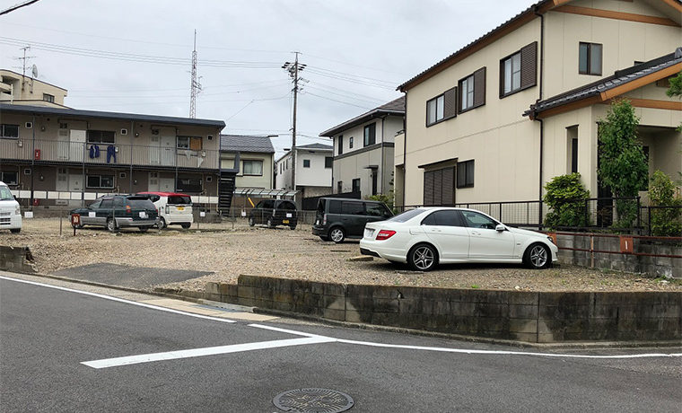 西坂E駐車場(073)