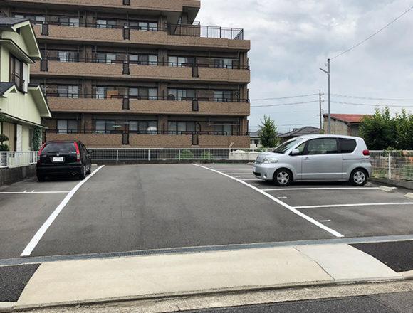 中平5丁目駐車場(076)