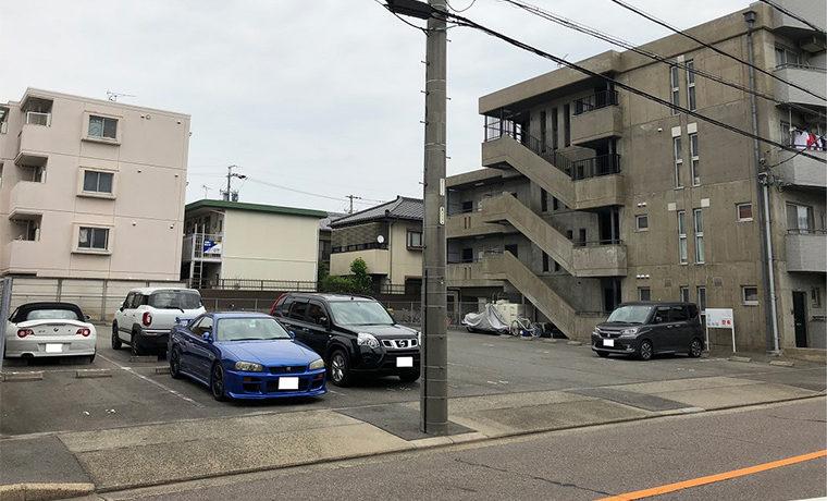 萩原町3丁目駐車場(079)